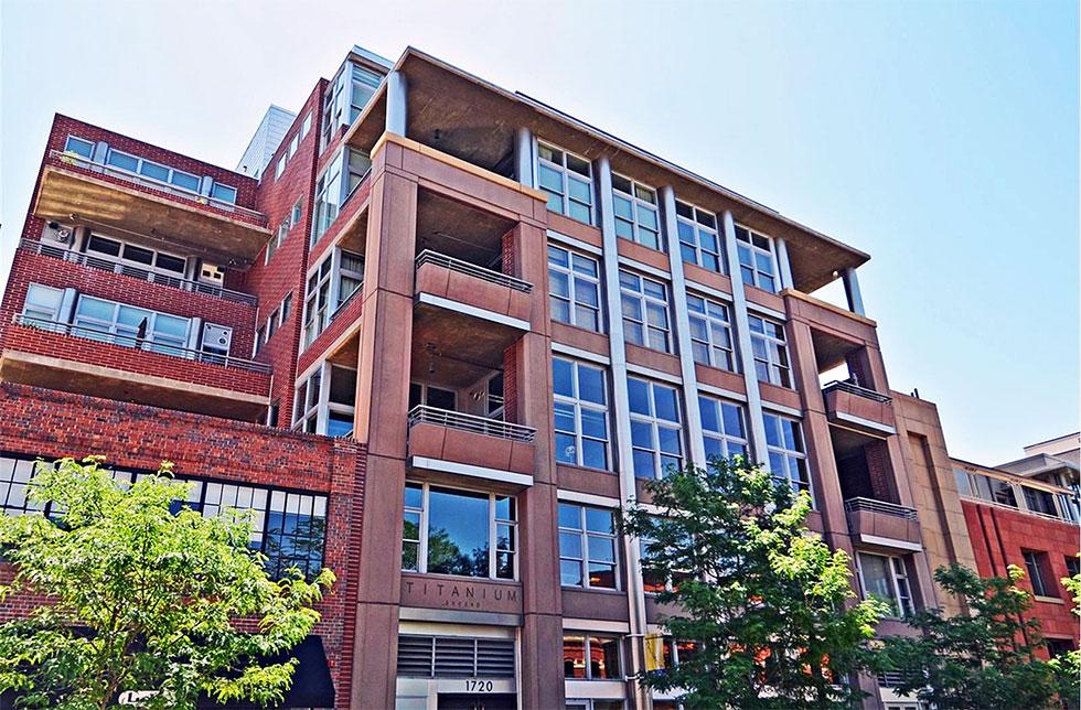 Denver lofts