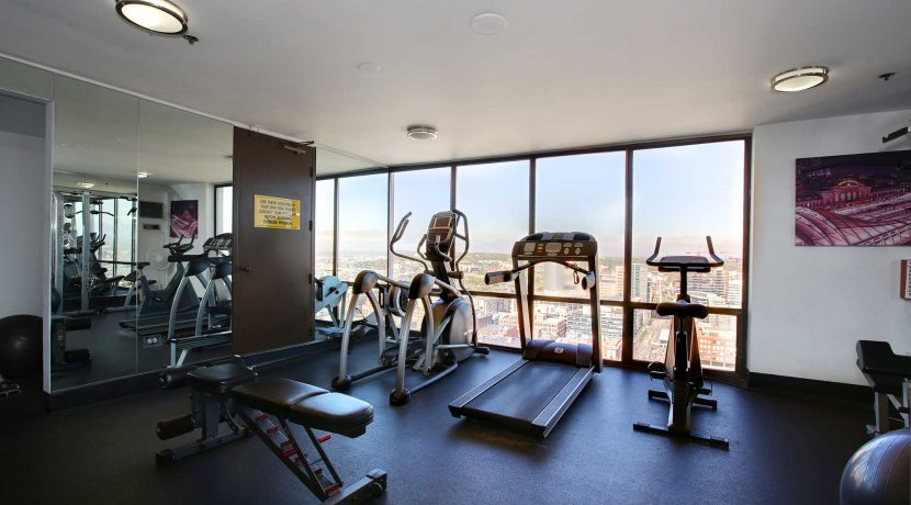 Workout-Facility