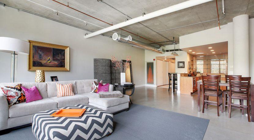 downtown lofts for sale at Titanium Lofts