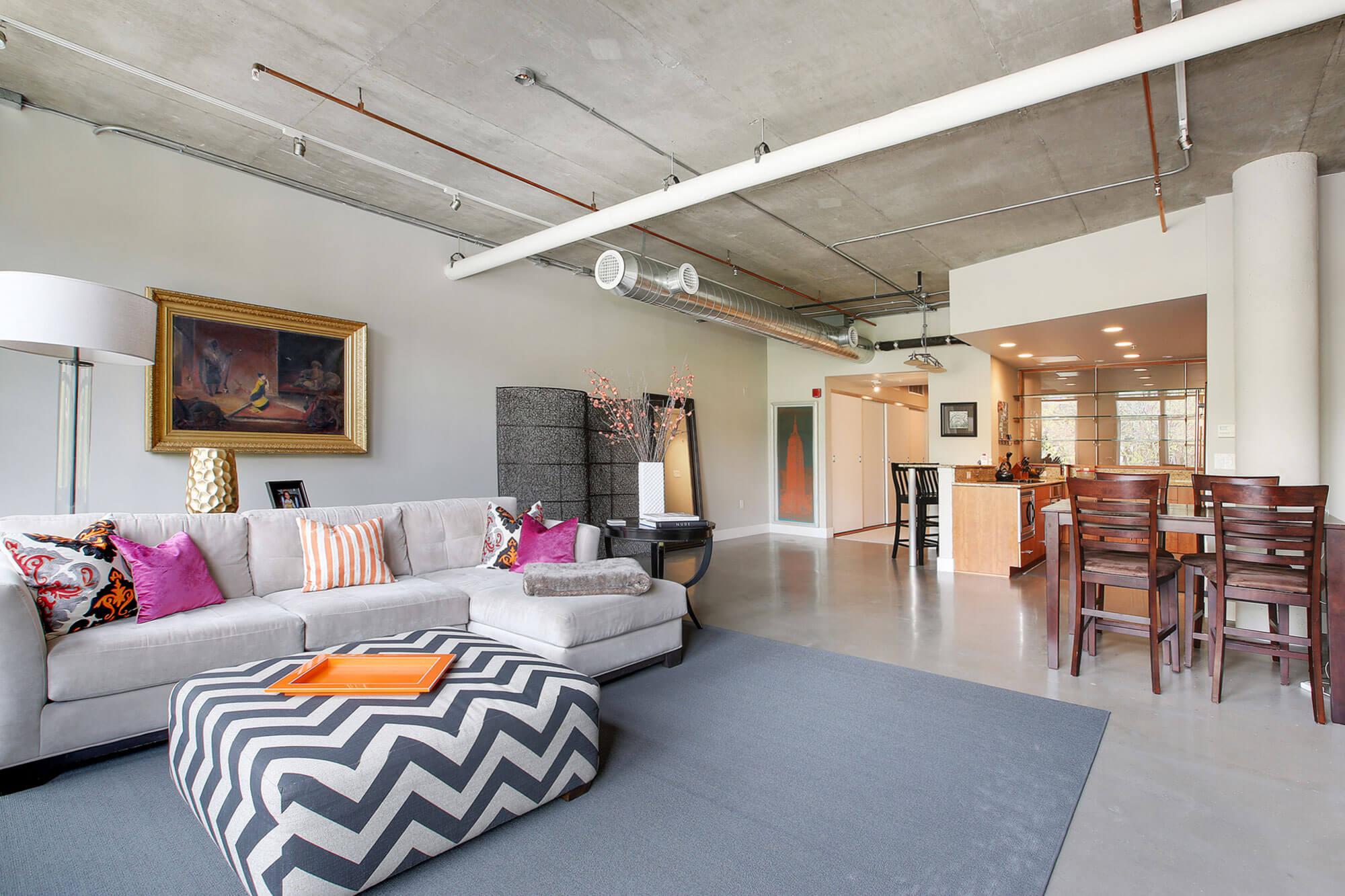 downtown lofts for sale Denver's preeminent luxury residences Titanium Lofts