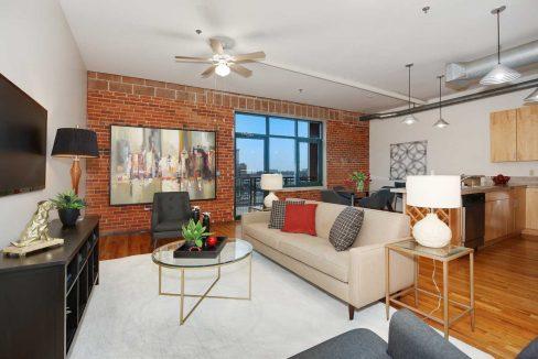 Downtown Denver loft for sale