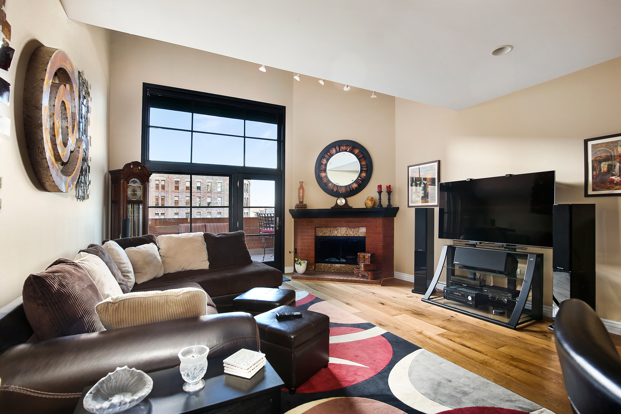 Condo for sale in downtown Denver at Writer Square!