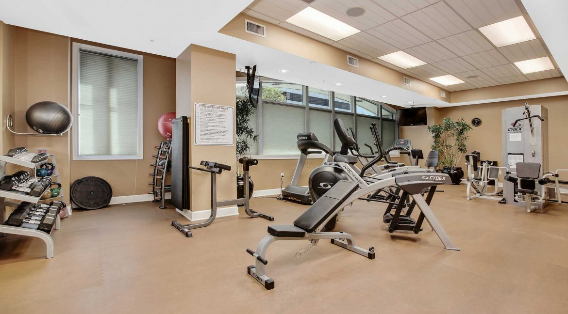 Workout-room