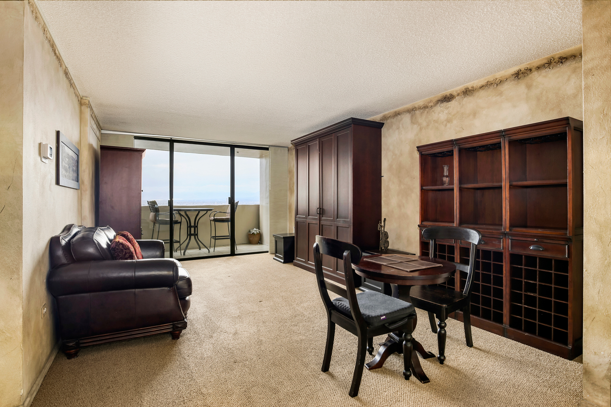 Downtown Denver condo for sale at Brooks Tower